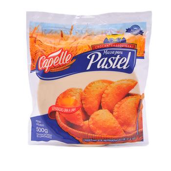 MASSA DE PASTEL DISCO CAPELLE