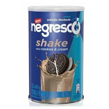 CHOCOLATE EM PO NEGRESCO