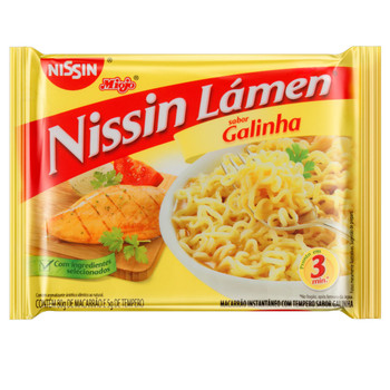 MIOJO DE GALINHA NISSIN