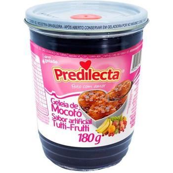 GELEIA DE MOCOTO TUTTI-FRUIT PREDILECTA