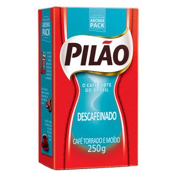 CAFE DESCAFEINADO PILAO