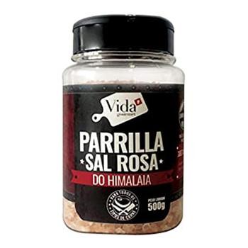 PARRILHA SAL ROSA DO HIMALAIA VIDA GOURMET