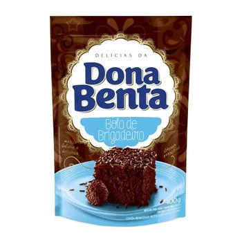 BOLO DE BRIGADEIRO DONA BENTA