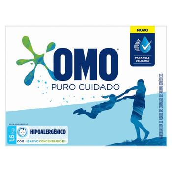 DETERGENTE EM PO PURO CUIDADO OMO 1.6KG