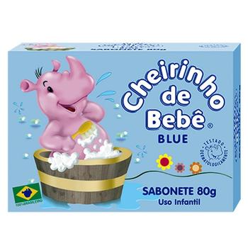 SABONETE BLUE CHEIRINHO DE BEBE