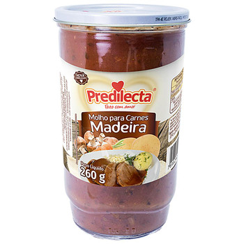 MOLHO MADEIRA PREDILECTA