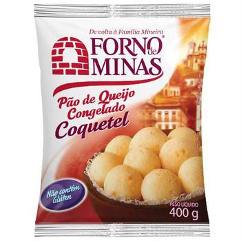 PAO DE QUEIJO COQUETEL FORNO DE MINAS