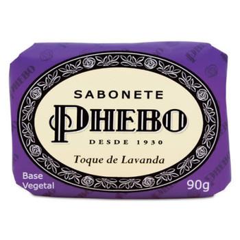 SABONETE TOQUE LAVANDA PHEBO