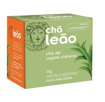 CHA DE CAPIM CIDREIRA MATTE LEAO 10G