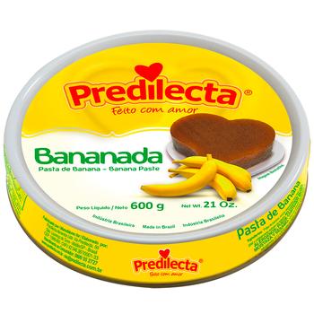 BANANADA PREDILECTA 600G