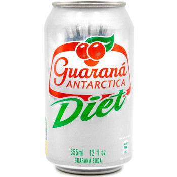 GUARANA DIET ANTARCTICA