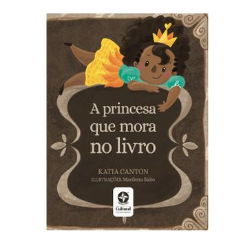 A Princesa que Mora no Livro