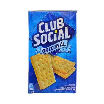 CLUB SOCIAL ORIGINAL NABISCO