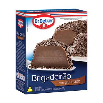 BRIGADEIRAO COM GRANULADO DR OETKER