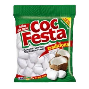 BALA DE COCO FESTA CANDY WORLD