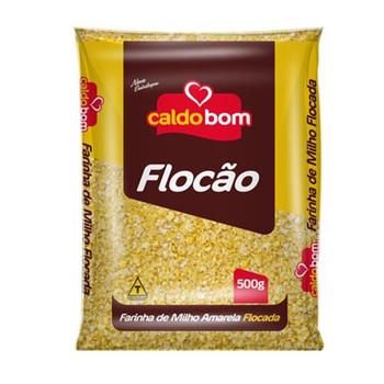 FARINHA DE MILHO FLOCAO CALDO BOM