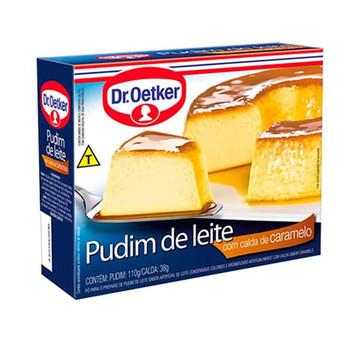 PUDIM DE LEITE DR OETKER 148G