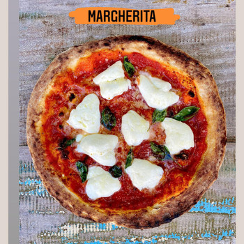 PIZZA MARGHERITA THE DOUGHFELLAS