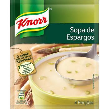SOPA DE ESPARGOS KNORR 70G