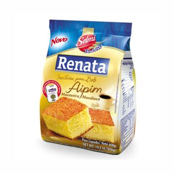 BOLO DE AIPIM RENATA 400G
