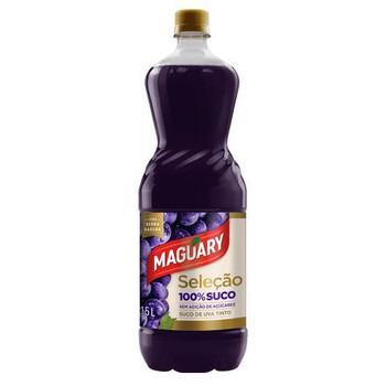 SUCO DE UVA SEM ADICAO DE ACUCAR MAGUARY 1.5L