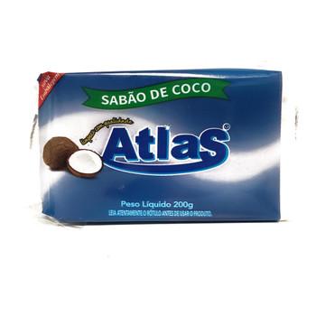 SABAO DE COCO ATLAS 200G
