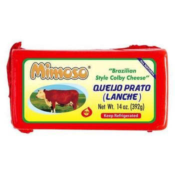 QUEIJO PRATO LANCHE MIMOSO 392G