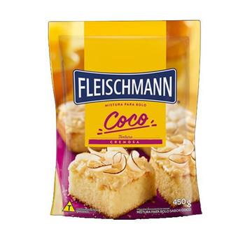 BOLO DE COCO FLEISHMANN 450G