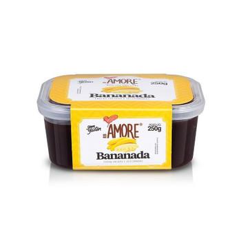 BANANADA DE CORTE AMORE 250G