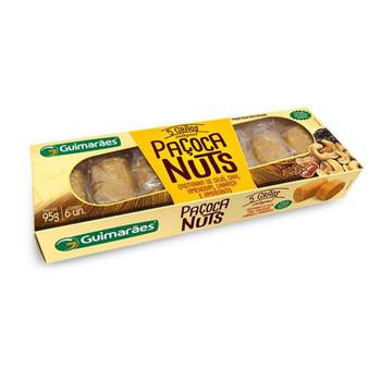 PACOCA NUTS 5 GRAOS GUIMARAES 95G