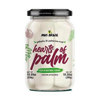 PALMITO DE PALMEIRA REAL MAIS BRAZIL 300G