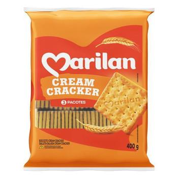 CREAM CRACKER MARILAN 400G
