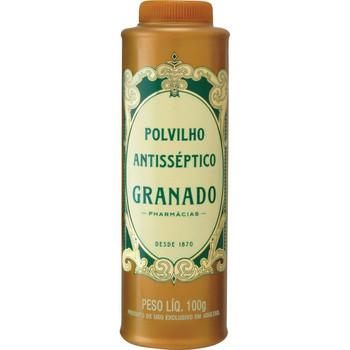 POLVILHO ANTISSEPTICO GRANADO 100G