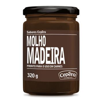 MOLHO MADEIRA CEPERA 320G
