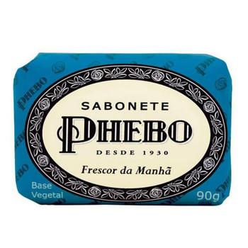SABONETE FRESCOR DA MANHA PHEBO 90G