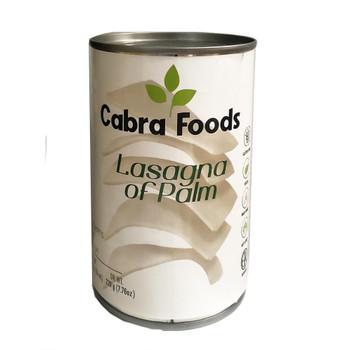 LASANHA DE PALMITO CABRA FOODS 220G