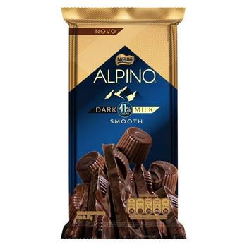 CHOCOLATE ALPINO DARK 41% SMOOTH 85g