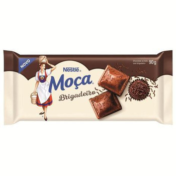 CHOCOLATE MOCA BRIGADEIRO NESTLE 90G