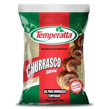 SAL GROSSO TEMPERADO TEMPERATTA 500G