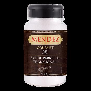 SAL PARRILLA GROSSO GOURMET MENDEZ 600G