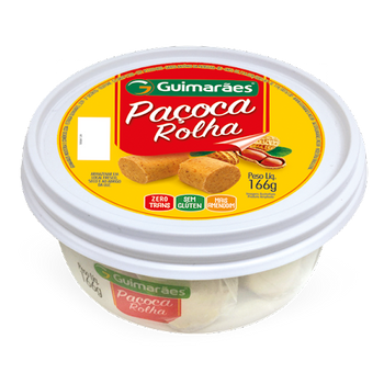 PACOQUINHA ROLHA GUIMARAES 166G