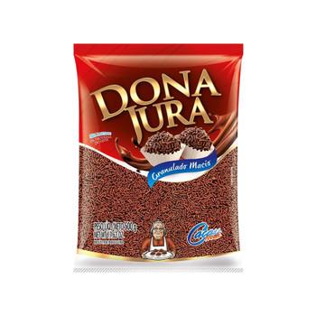 CHOCOLATE GRANULADO MACIO DONA JURA 500GR