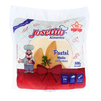 MASSA DE PASTEL JOSELITO MEDIA