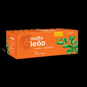 CHA MATTE LEAO ORIGINAL SAQUINHOS 40GR