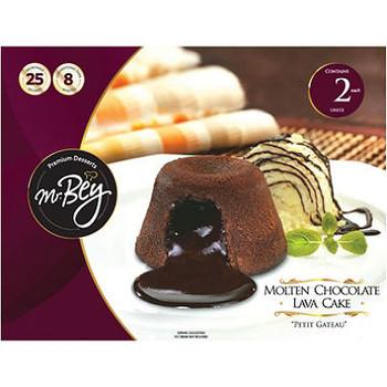 O Petit Gateau e´ um bolo de chocolate, consistente por fora e cremoso por dentro, que escorre quando aberto. Deve ser consumido quente acompanhado de uma bola de sorvete.