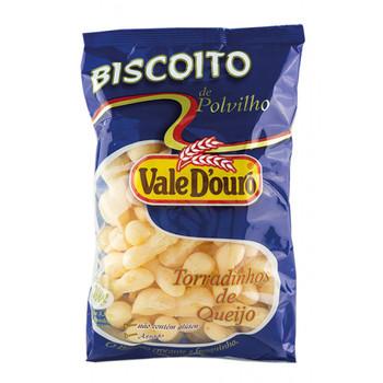 Biscoito de Polvilho Vale D'ouro sabor queijo