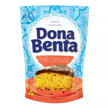 Quem resiste ao cheirinho de bolo de Cenoura Dona Benta saindo do forno? Um clássico que todo mundo ama e que faz aquela tarde em família ficar perfeita.