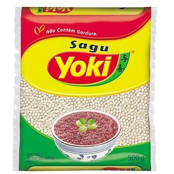 Com o sagu de Mandioca Yoki você pode preparar diversos pratos e sobremesas deliciosas, com qualidade e sabor.