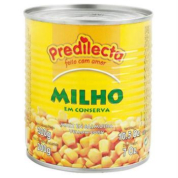 Milho Verde Predilecta em Conserva 200g (Lata)