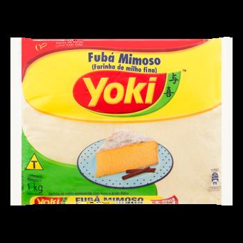 Sabe aquele ingrediente especial na hora preparar bolos e doces? O Fubá Mimoso Yoki é o que você deve ter sempre em casa.